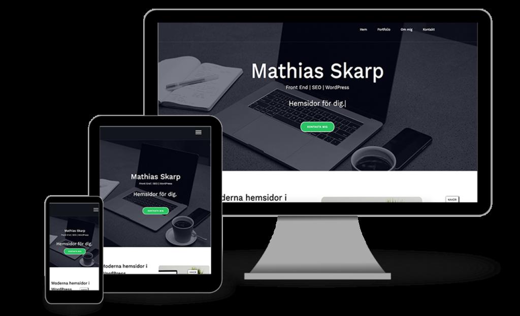 mathiasskarp responsive mobile tablet desktop